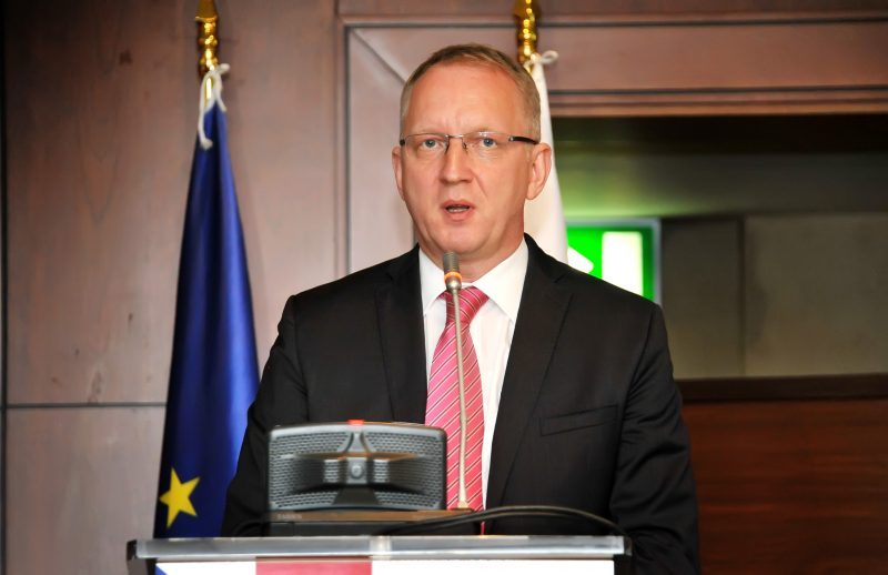 Ambassador of the Czech Republic to Georgia, HE Tomas Pernicky