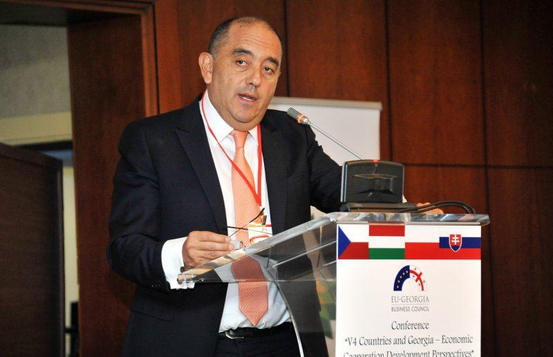 Bruno Balvanera, Director for Caucasus, Moldova & Belarus