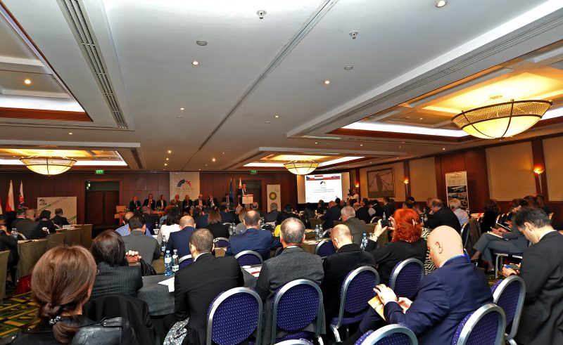 EUGBC conference V4 countries and Georgia held on Nov 16, 2017 in Tbilisi, Georgia (10)