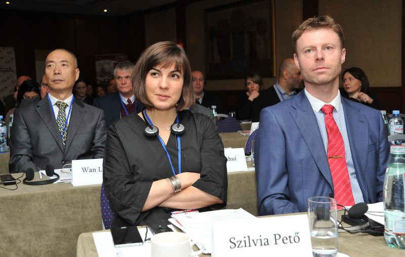 EUGBC conference V4 countries and Georgia held on Nov 16, 2017 in Tbilisi, Georgia (12)