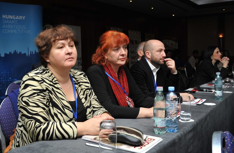 EUGBC conference V4 countries and Georgia held on Nov 16, 2017 in Tbilisi, Georgia (15)
