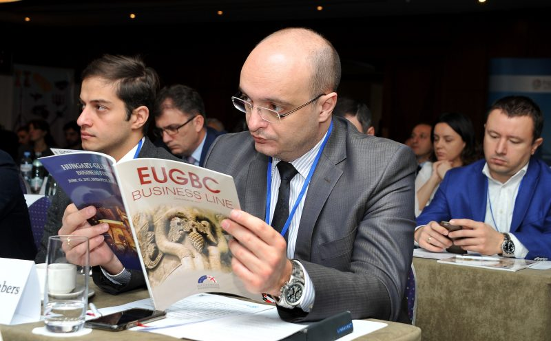 EUGBC conference V4 countries and Georgia held on Nov 16, 2017 in Tbilisi, Georgia (20)