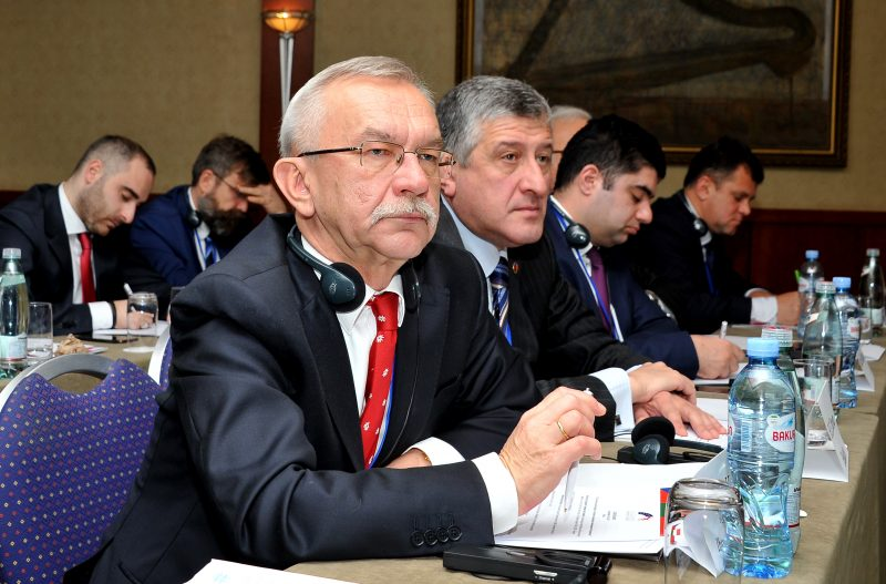 EUGBC conference V4 countries and Georgia held on Nov 16, 2017 in Tbilisi, Georgia (6)