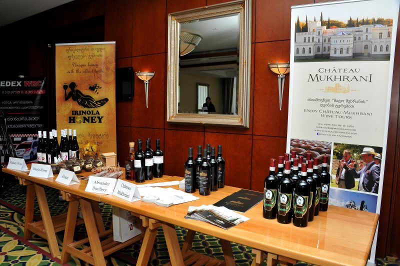 Testing of Georgian Wine