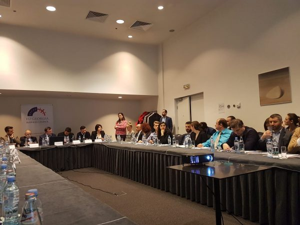 Polish Round Table.Eugbc Organized Georgian Polish Round Table In Tbilisi Eugbc