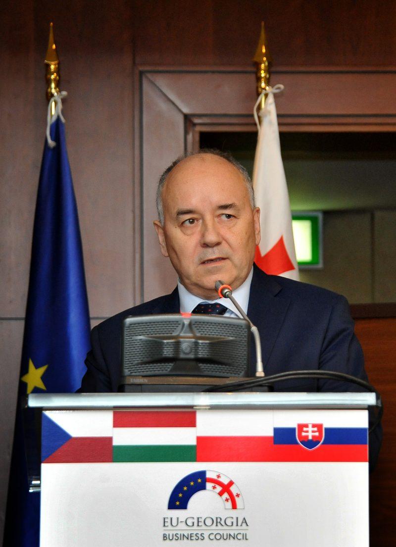 Ambassador of Poland to Georgia H.E. Mariusz Maszkiewicz